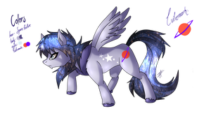 MLP: -1- Pegasus Adoptable (CLOSE) by Miss-Sue-Monroe