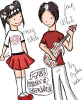 The White Stripes by Sylha