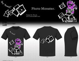 Photo Monster. Rawrr. by x2710