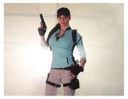 Jill Valentine BSAA #3 by CosplayCandy
