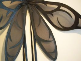 Thorns Adult size wings by KimsButterflyGarden