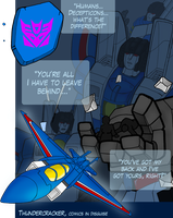 Thundercracker- CiD Tribute by Comics-in-Disguise