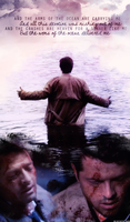 Arms Of The Ocean (Castiel 7x02) by mistofstars