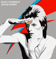 Ziggy Stardust by indesition