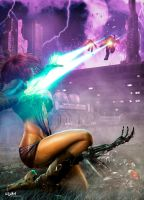 Farwell to City of Heroes by IscariotArt