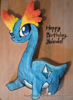 Pokemon Cake Amuara by Yolandaaaaa