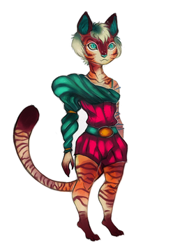 Nithis by The-Elusive-Cat