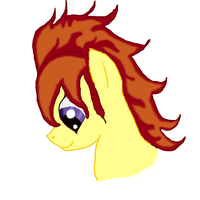 Sunlick (new oc) by WoefulWriters