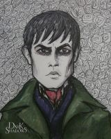 Barnabas The Vampire by KatisMrsLovett
