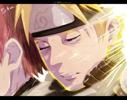 Naruto 661 - Desperate times by i-azu