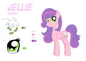 Jellie Reference Sheet by JellieLucy