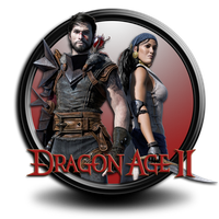 Dragon Age II icon by s7 by SidySeven