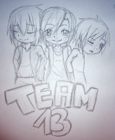 Team 13 by septemberice