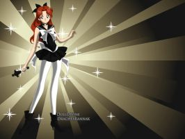 DW: Sailor Amy Pond by BellalyseWinchester