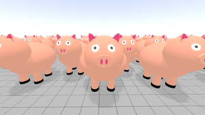 Tutorial: Build a Pig in 8 Minutes by uemeu-official