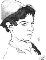 Chico Marx by WoundStitchings