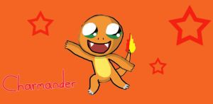 CHARMANDER by PuccaFanGirl