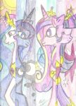 My Little Pony Friendship is Magic-Princesses by MewMew55