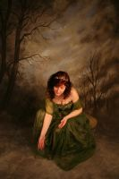 Fairy Queen Seated : Stock by Ange1ica-Stock