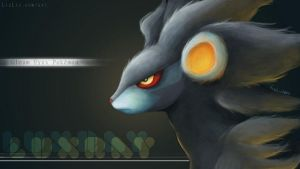 Luxray by Landylachs