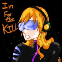 In For The Kill:: La Roux by CanadianGothStalker