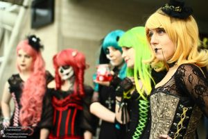 Broken Doll Cosplay at London MCM 2012.10.26 by TMProjection