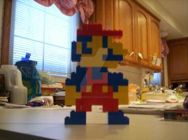 Lego Mario picture 1 by GoldenfrankO