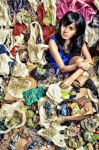 addicted to plastic by bapet