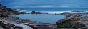 Mahon Pool Panorama by MarkLucey