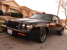 The Rocket - 1987 Buick Grand National by ArmourOne