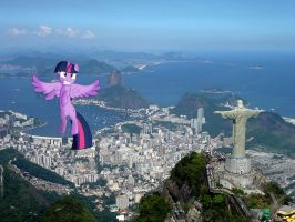 Twilight caught at Brazil by laopokia