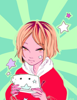 Kenma sweet by celiere