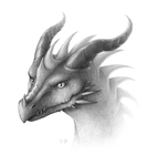 Dragon's head by Jay-Kuro