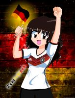Deutschland!! by Marce-Salami
