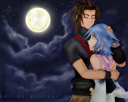 Let me protect you by youfie