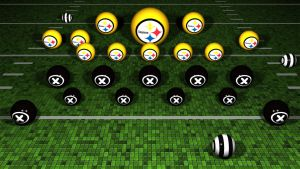 Steelers One by TylerXy