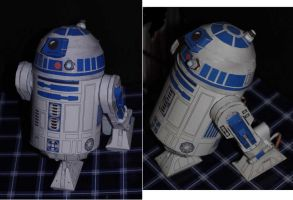 R2D2 by SarienSpiderDroid