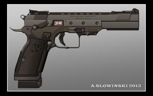 BBros Model 2022 Pistol by BlackDonner