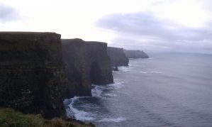 Cliffs of Moher by Lioness123