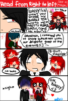 Share the Boba:: Sebby n Grell by Bootsii