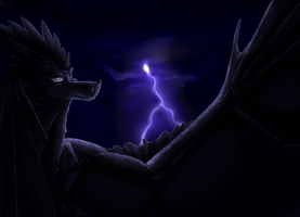 He who rules the night by Diagon-and-Draco