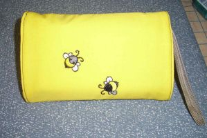 Bee Themed DSlite Case 4 by Eliea