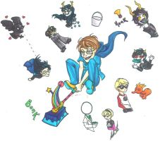 Homestuck ID by time-well-wasted