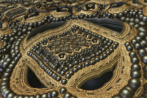 Black Pearls and Gold A Poor Mans Dream by moonhigh