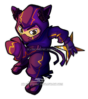 Chibi Commission: Kennen by Digimitsu