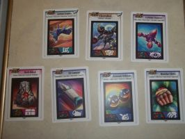Spare Kid Icarus Uprising AR Cards by extraphotos