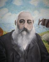 claude monet by neonfriends