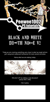 Death Note Tutorial V2 - PS by peewee1002
