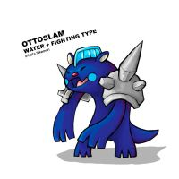 Ottoslam by k-hots