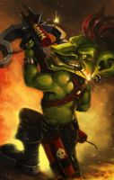 Goblin Boombow by Torvald2000